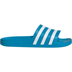 adidas Adilette Aqua Slides Men solar blue/footwear white/solar blue